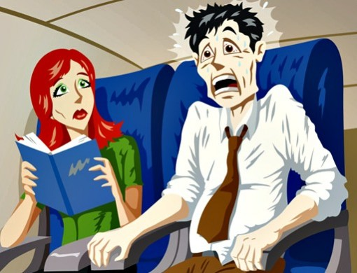 Flying: fears and facts